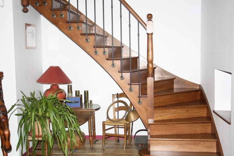 Autres Styles D Escaliers Selection De Travaux De Menuiserie